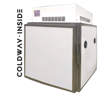 ACTIVE REFRIGERATED CONTAINER – Mobile and environmentally-friendly