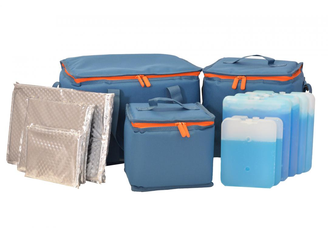Cooling bags for patients