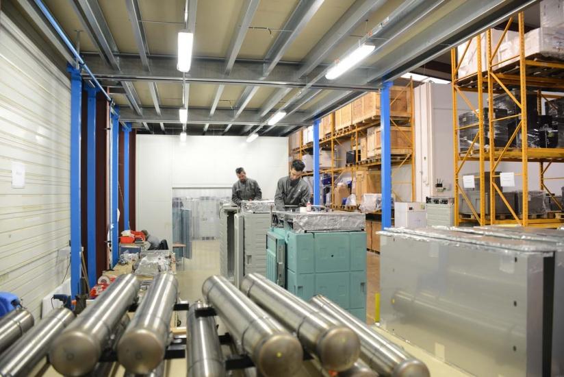 Une nouvelle technologie made-in-france pour la réfrigération autonome et le stockage d'énergie
