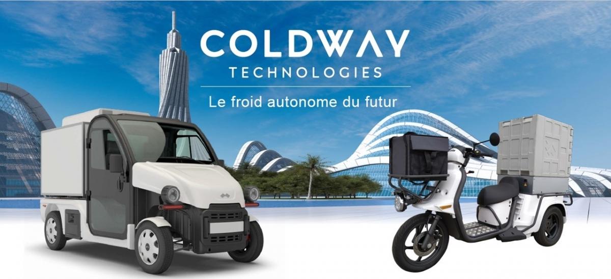 cold chain logistics, urban delivery