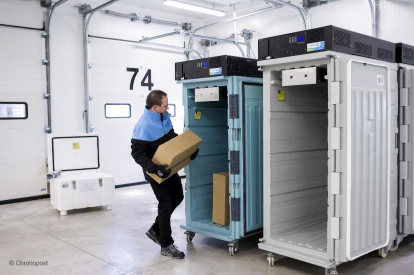 Un système autonome de production de froid innovant, performant et écologique