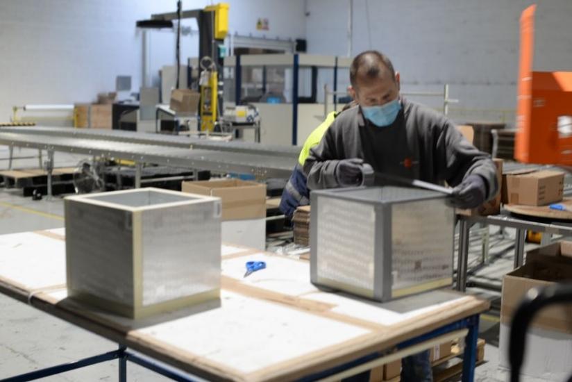 Sofrigam dans la course pour les caisses réfrigérantes de transport du vaccin de Pfizer-BioNtech