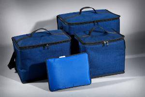 Insulated bags, refrigerated pouch, insulated packing units for patients